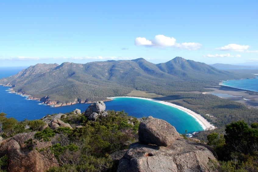 Projet à long terme : World Tour Tasmaniemer